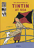 Tintin at sea